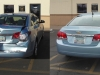 Chevy Cruze Before and After