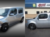 Nissan Cube Before and After