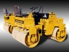 Bomag Equipment Painting