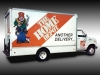 Home Depot Vehicle Wrap