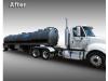 Liquid Tanker Truck